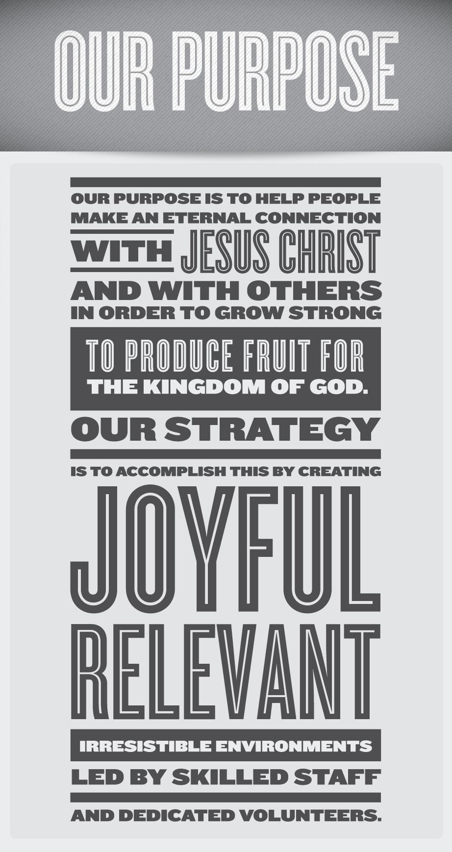 Our Purpose Graphic