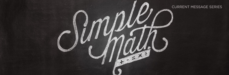 Simple Math Current Message Series