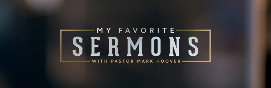 My Favorite Sermons Message Series Billboard