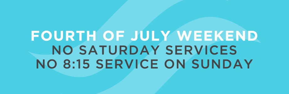 4th Of July Service Change