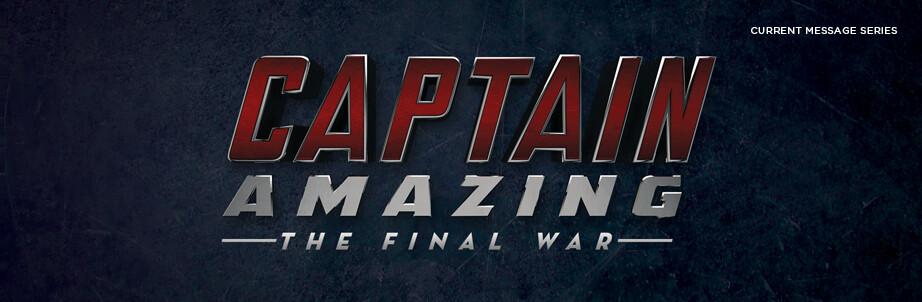 Captain Amazing